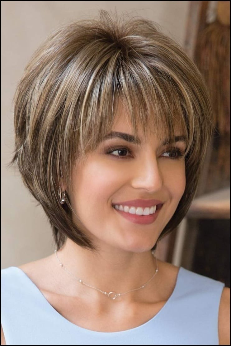 Damen Frisuren Halblang 2019  31 erstaunliche kurze Bob Frisuren