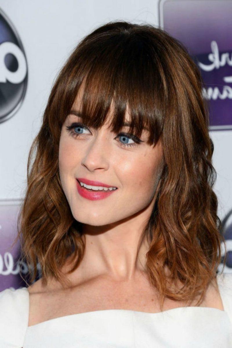 Damen Frisuren Schulterlang  22 Ideen für perfekte stufige mittellang Frisuren