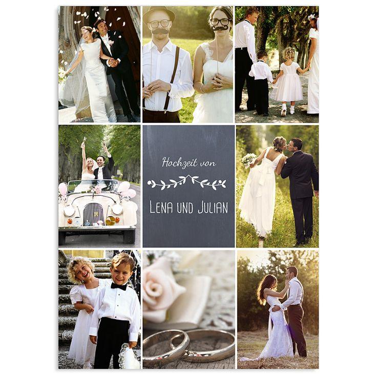 Danksagung Hochzeit Textvorschläge Modern  Die 25 besten Ideen zu Danksagung hochzeit auf Pinterest