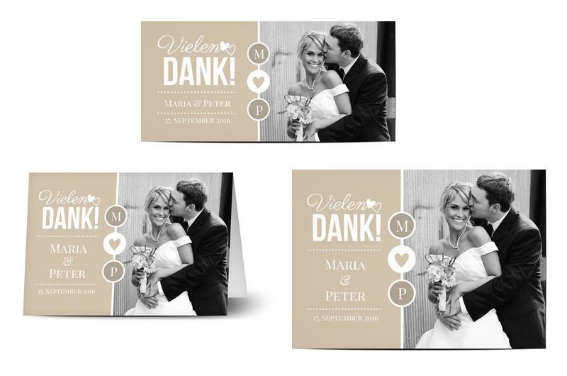 Danksagung Hochzeit Textvorschläge Modern  Danksagungstexte Danksagung Hochzeit