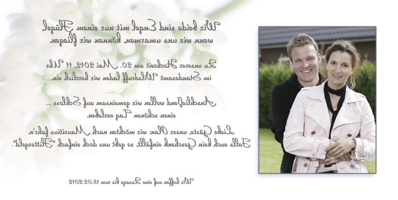 Danksagung Hochzeit Textvorschläge Modern  Danksagung Hochzeit Textvorschläge 2018 cutaway illustration