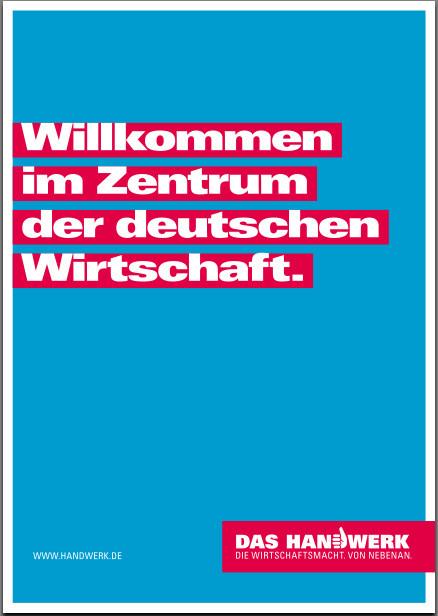 Das Handwerk De  DAS HANDWERK DIE WIRTSCHAFTSMACHT VON NEBENAN