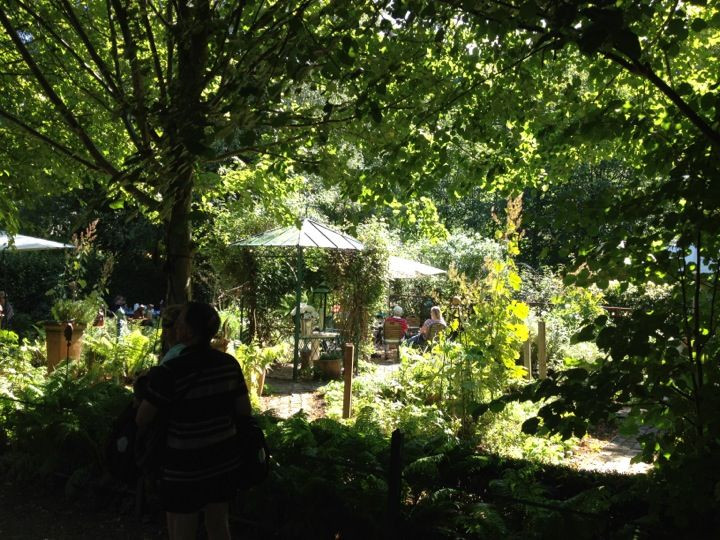 Der Garten Wissen  Der Garten in Wissen Rheinland Pfalz Hochzeit im Garten