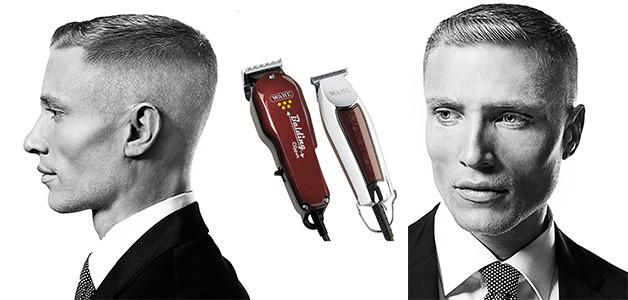 Deutscher Haarschnitt  Neuer Männertrend Fade Haircuts