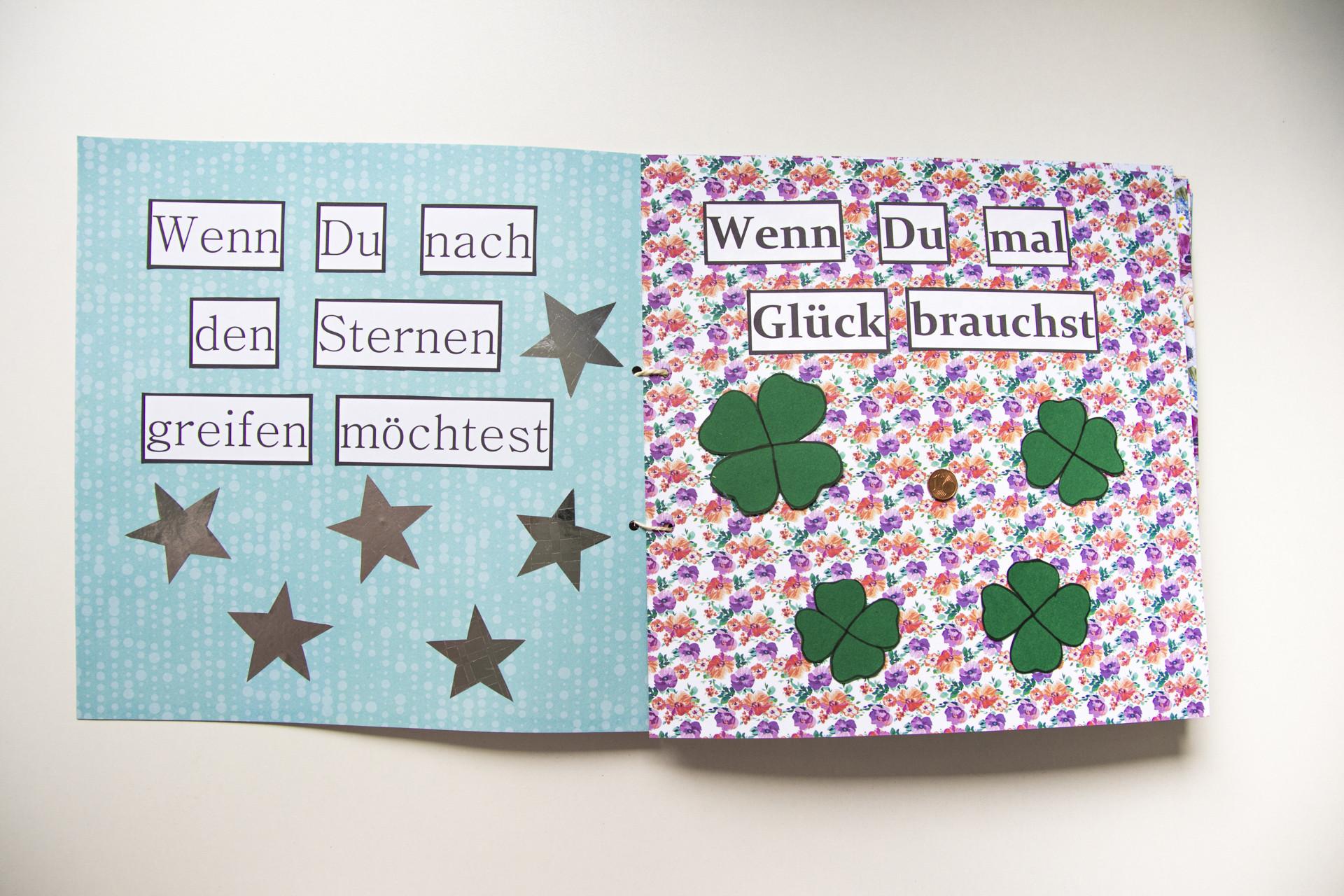 Die Besten Geburtstagsgeschenke  Wenn Buch für Beste Freundin Ideen und Sprüche auf