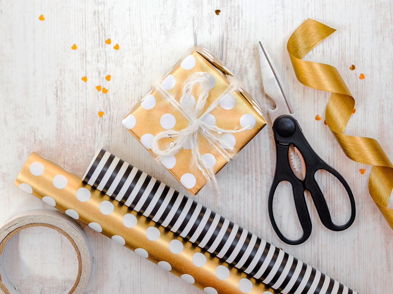 Die Besten Geschenke  Geschenke einpacken Die besten Ideen für schöne Präsente