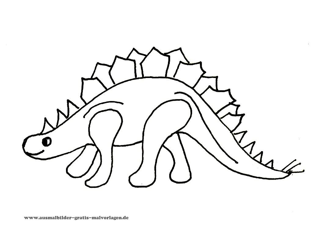 Dino Malvorlagen  Malvorlagen Dino