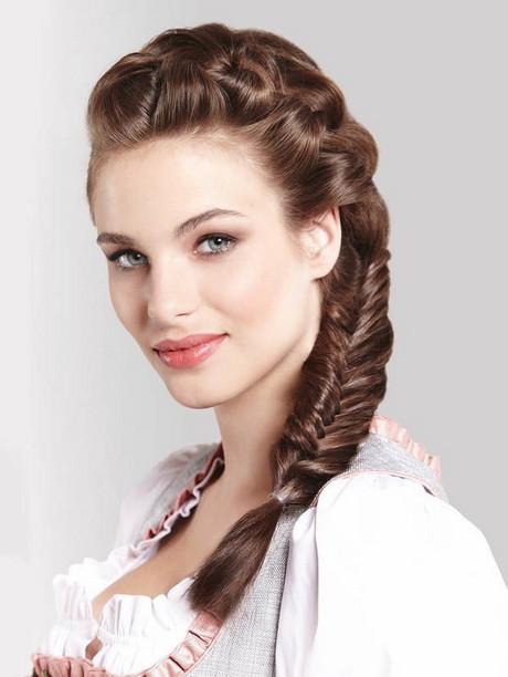 20 ideen für dirndl frisuren lange haare - beste