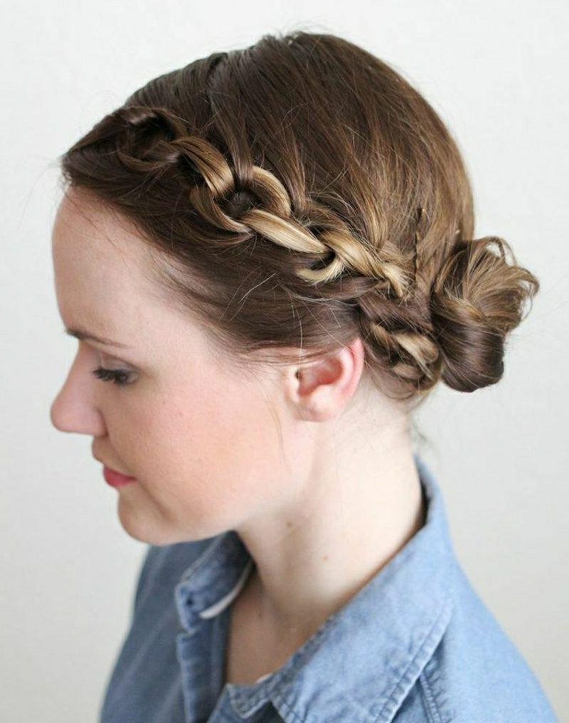 20 Ideen Fur Dirndl Frisuren Lange Haare Beste Wohnkultur