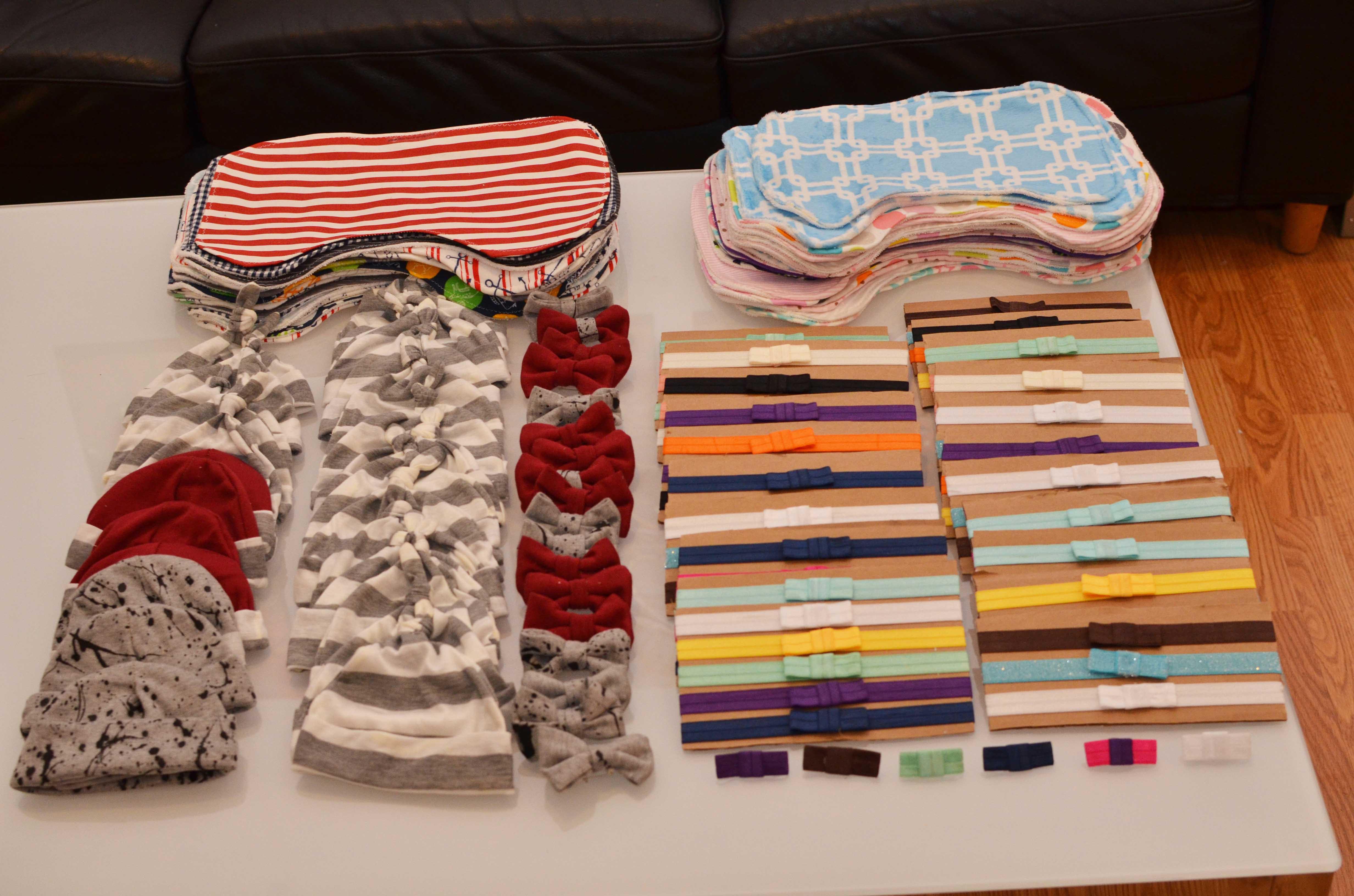 Diy Baby  DIY Baby Shower Gift Tutorials – warfieldfamily