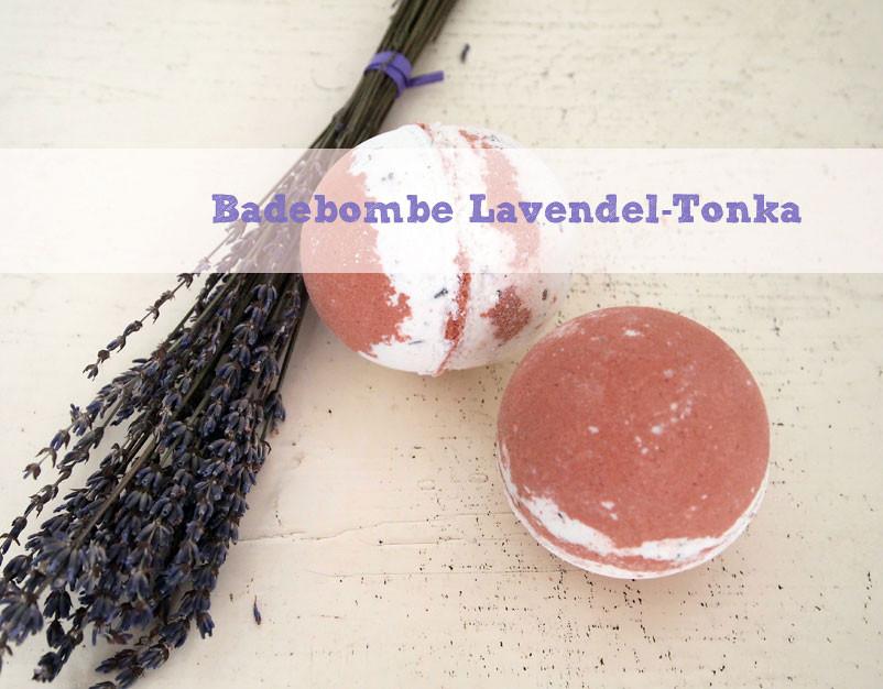 Diy Badebombe  DIY Bade e Lavendel Tonka – Life of Larimare