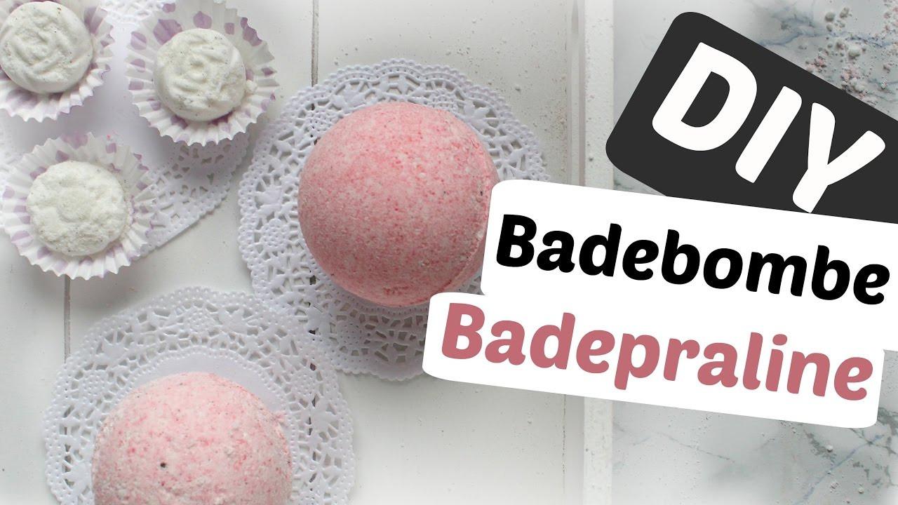 Diy Badebombe  DIY LUSH BADEBOMBE I BADEPRALINE