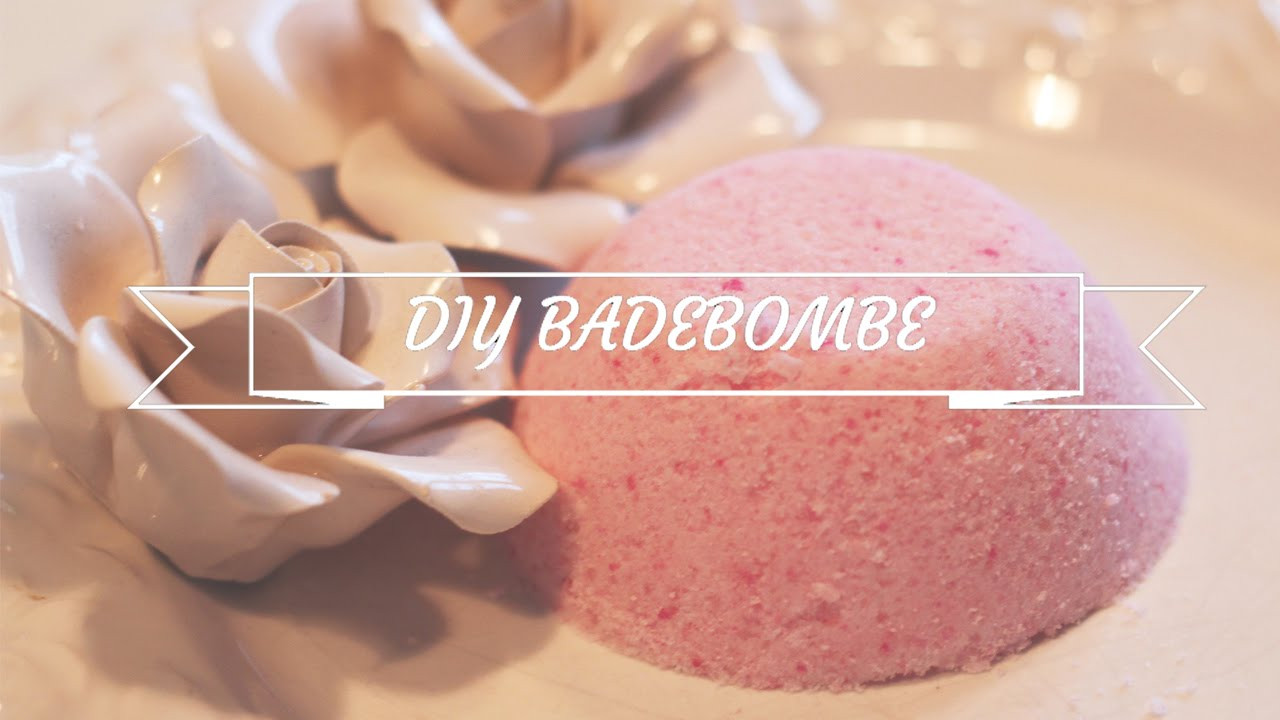 Diy Badebombe  DIY Bade e