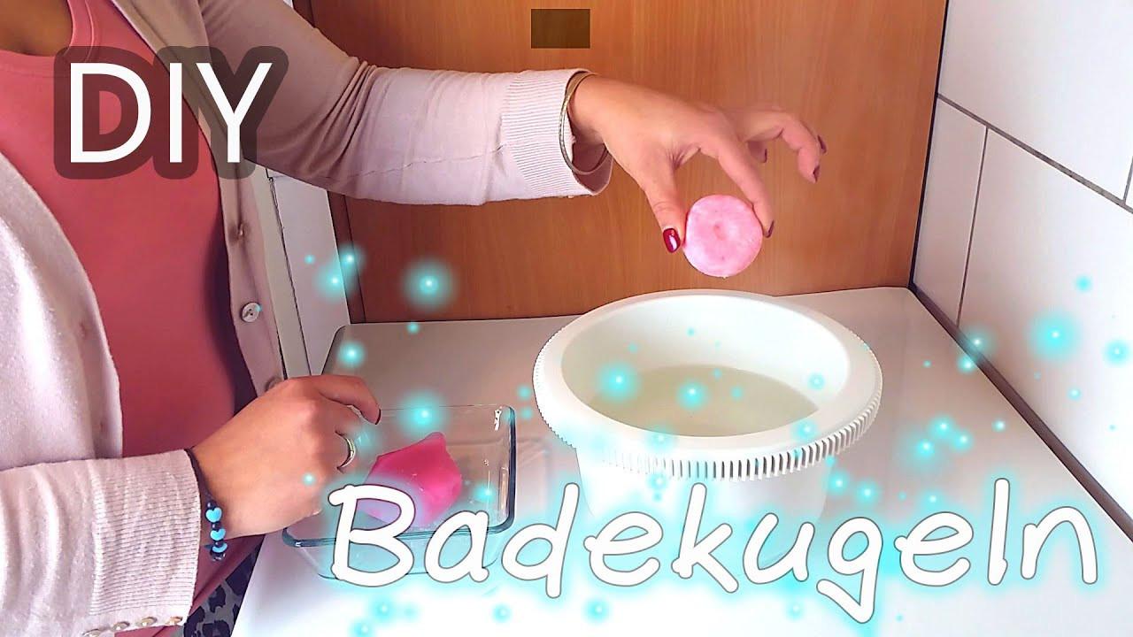 Diy Badekugeln Einfach  DIY BADEKUGELN schnell und einfach selber machen