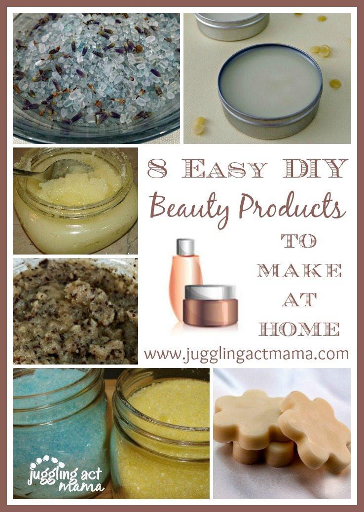 Diy Beauty  A Few of My Favorite Things DIY Beauty Juggling Act Mama