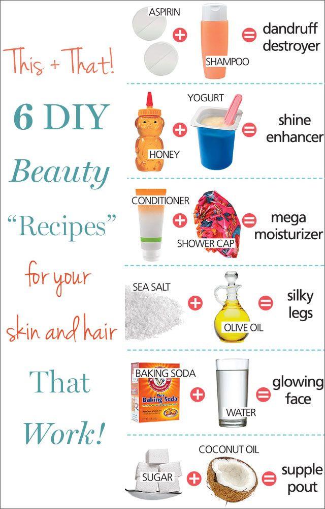 Diy Beauty  DIY BEAUTY TIPS Fashionjazz