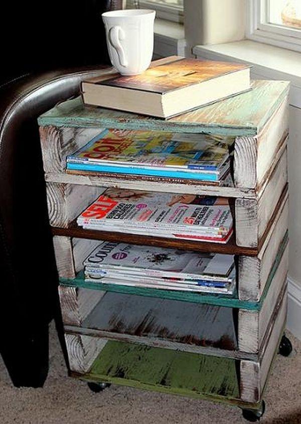Diy Beistelltisch  10 DIY Beistelltische – Blog AN NA Haus und Gartenblog