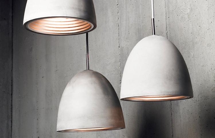 Diy Betonlampe  Betonlampe DIY Anleitung und Ideen für Lampe aus Beton