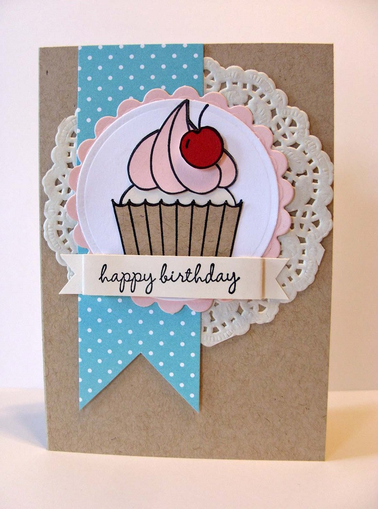 Diy Birthday Card  DIY Birthday Cards Top 10 Ideas that are Easy To Make