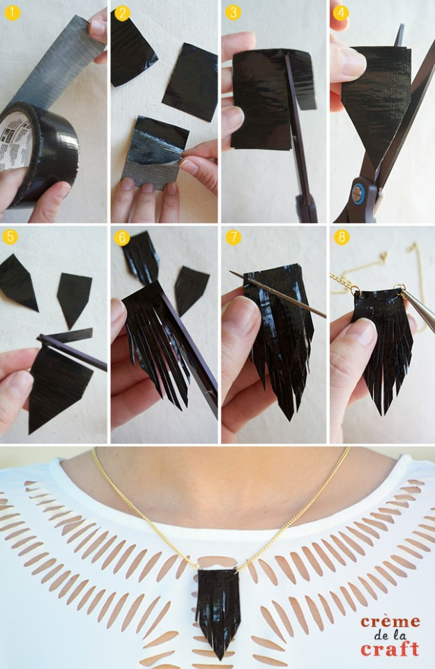 Diy Blog Fashion  16 DIY Fashion Crafts