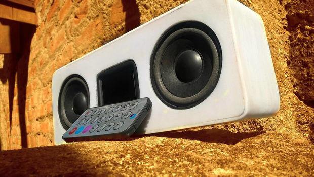 Diy Bluetooth Box  DIY Bluetooth Speaker BBox 12 Steps with