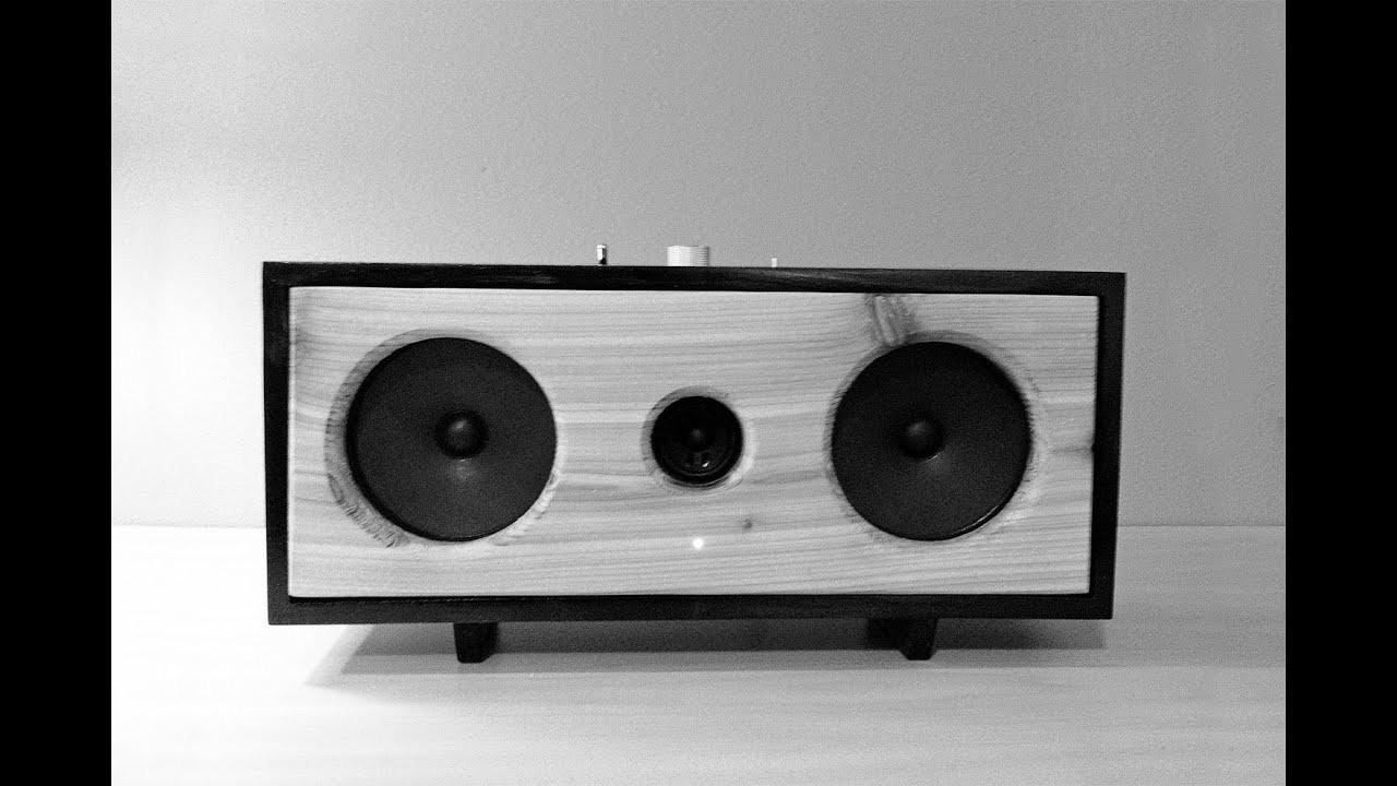 Diy Bluetooth Box  DIY Bluetooth Speaker Project