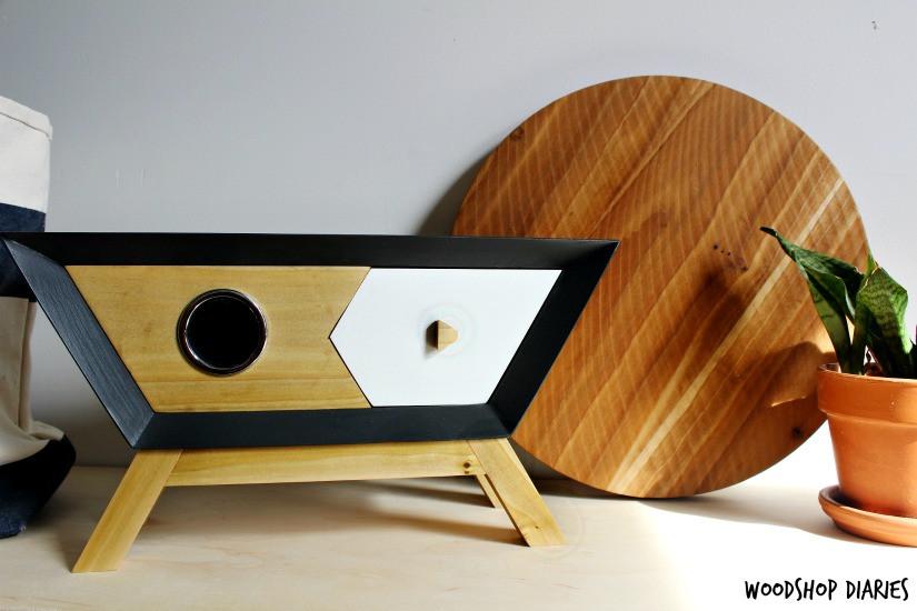 Diy Bluetooth Box  DIY Retro Wooden Bluetooth Speaker Box