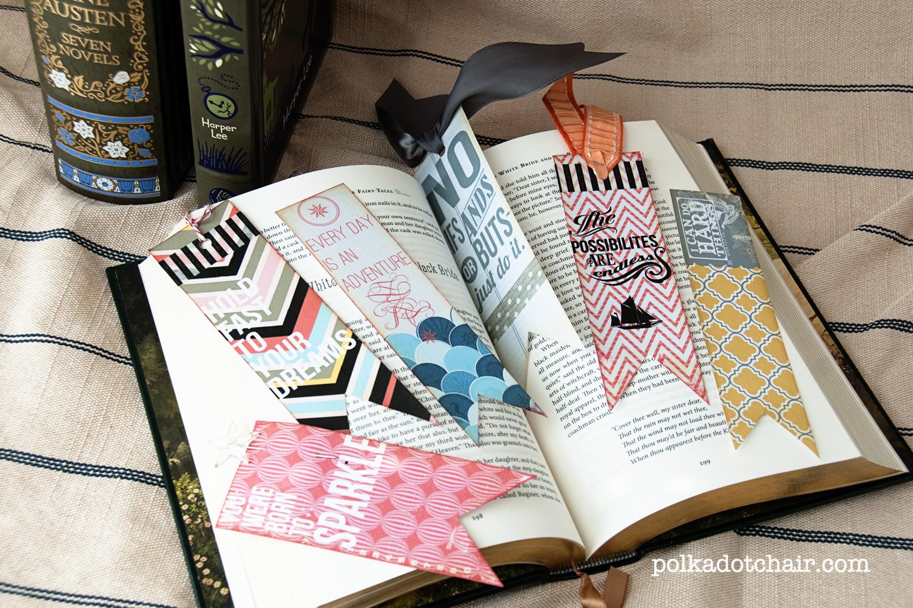 Diy Bookmark  Cute Printable Bookmarks