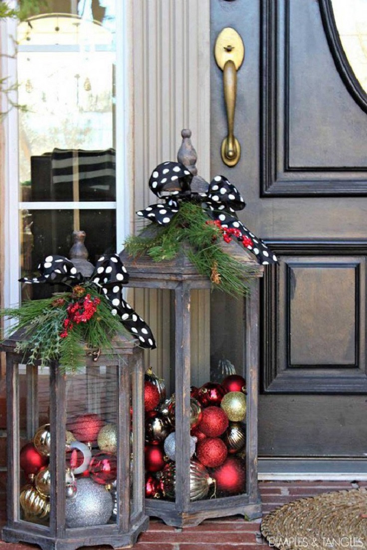 Diy Christmas Decoration  17 Pinspired DIY Christmas Decorations to Bring Home The