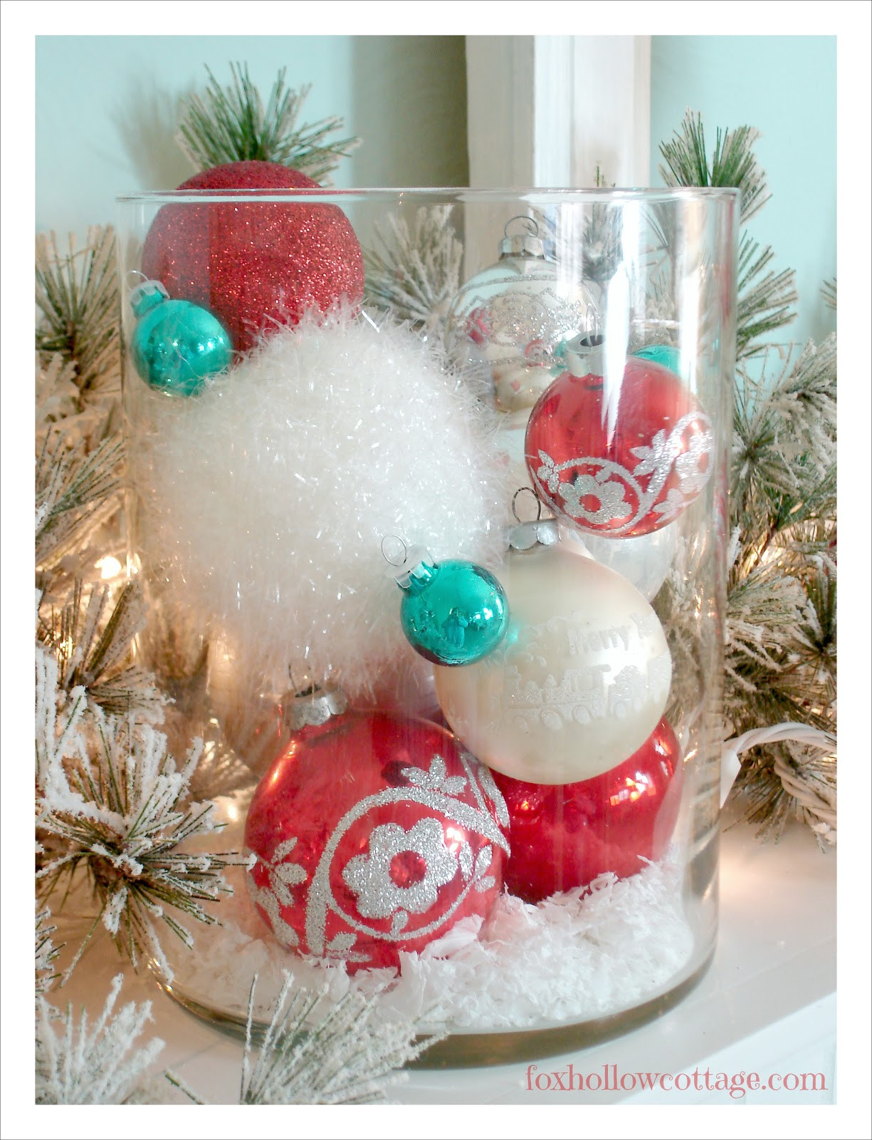 Diy Christmas Decoration  10 Quick Ideas For Decorating With Christmas Ornaments