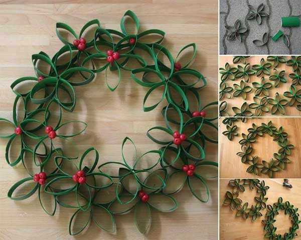 Diy Christmas Decoration  40 Simple And Affordable DIY Christmas Decorations
