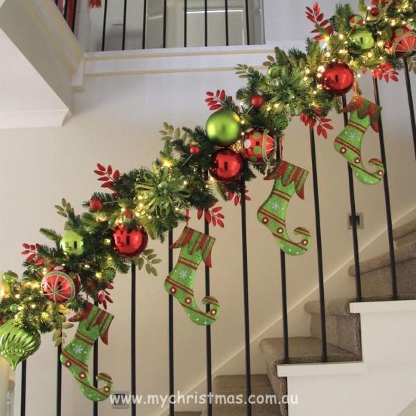 Diy Christmas Decoration  50 DIY Indoor Christmas Decorating Ideas Pink Lover