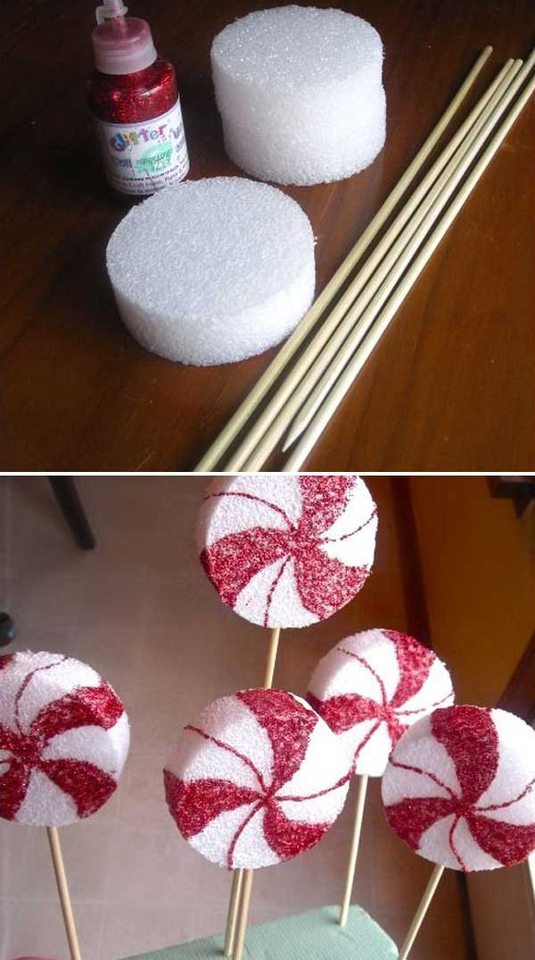 Diy Christmas Decoration  35 Creative DIY Christmas Decorations You Can Make In