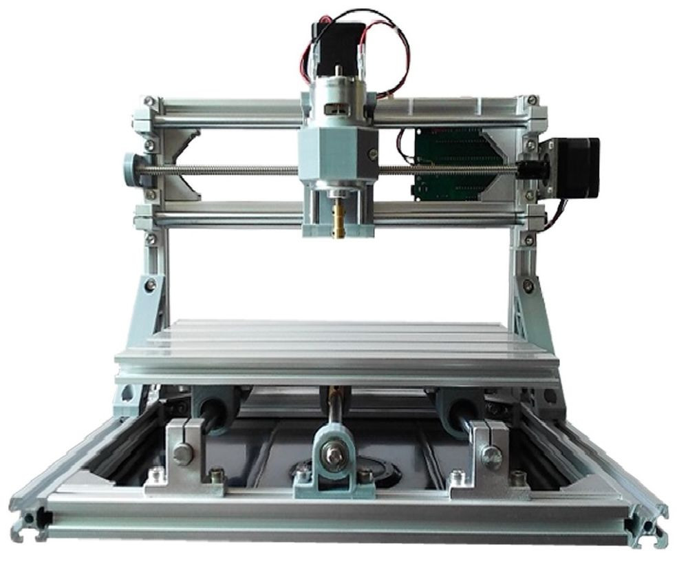 Diy Cnc Mill  DIY 500mw Laser Engraver 3 Axis CNC Router Kit Mini Mill