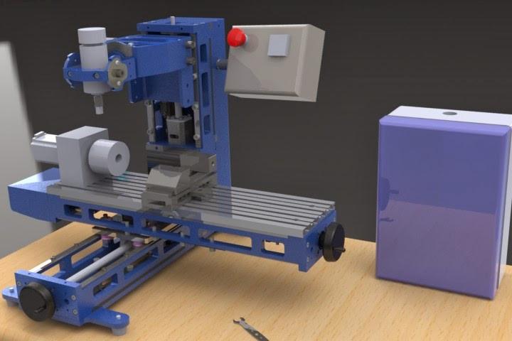 Diy Cnc Mill  Diy Milling Machine