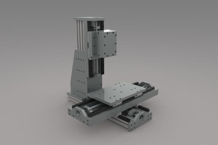 Diy Cnc Mill  DIY cnc mill Rhino 3D CAD model GrabCAD