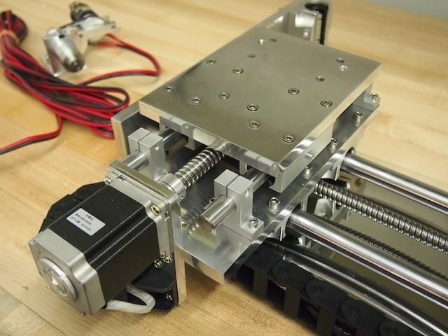 Diy Cnc Mill  CNC Mill Beatty Robotics