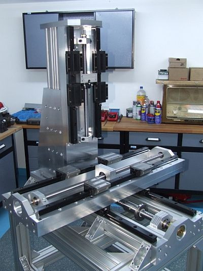 Diy Cnc Mill  108 best diy 5 axis cnc mill images on Pinterest