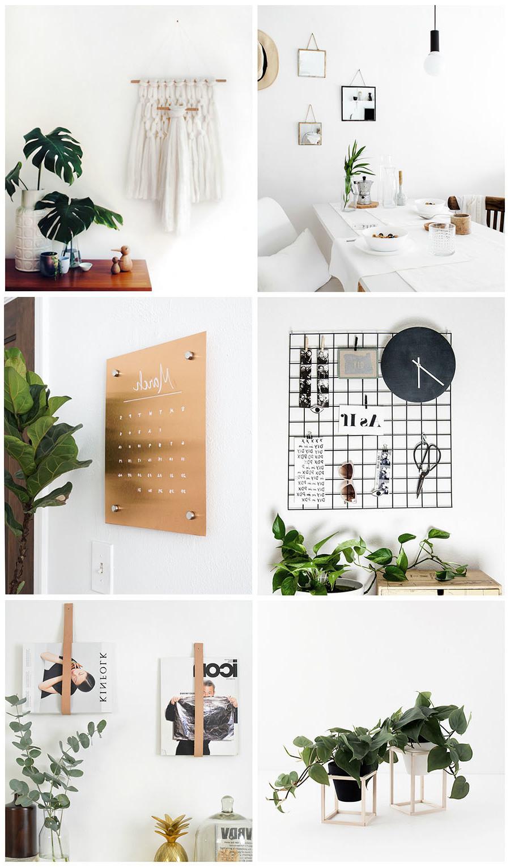 Diy Deko Ideen  53 Minimalistische DIY Deko Ideen für moderne Wohnzimmer