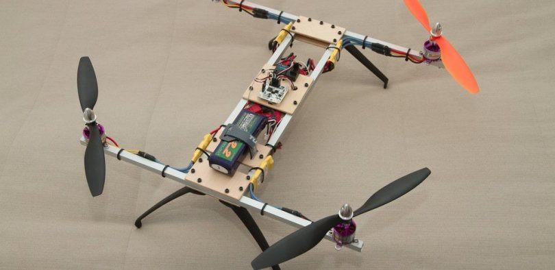 Diy Drone  Arduino Quadcopter DIY Project