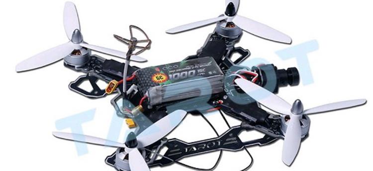 Diy Drone  Tarot TL200B DIY drone Drone News