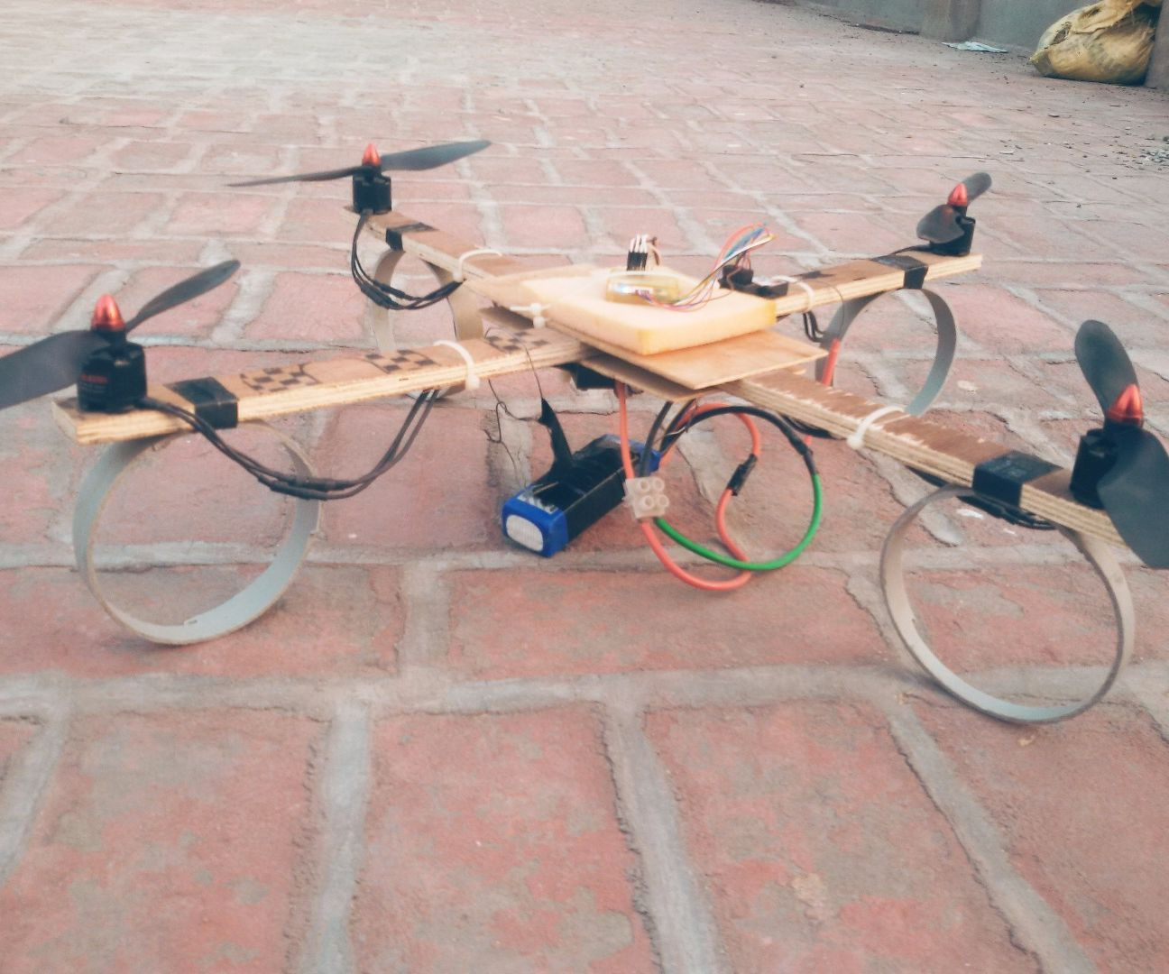 Diy Drone  DIY Quadcopter From Scratch