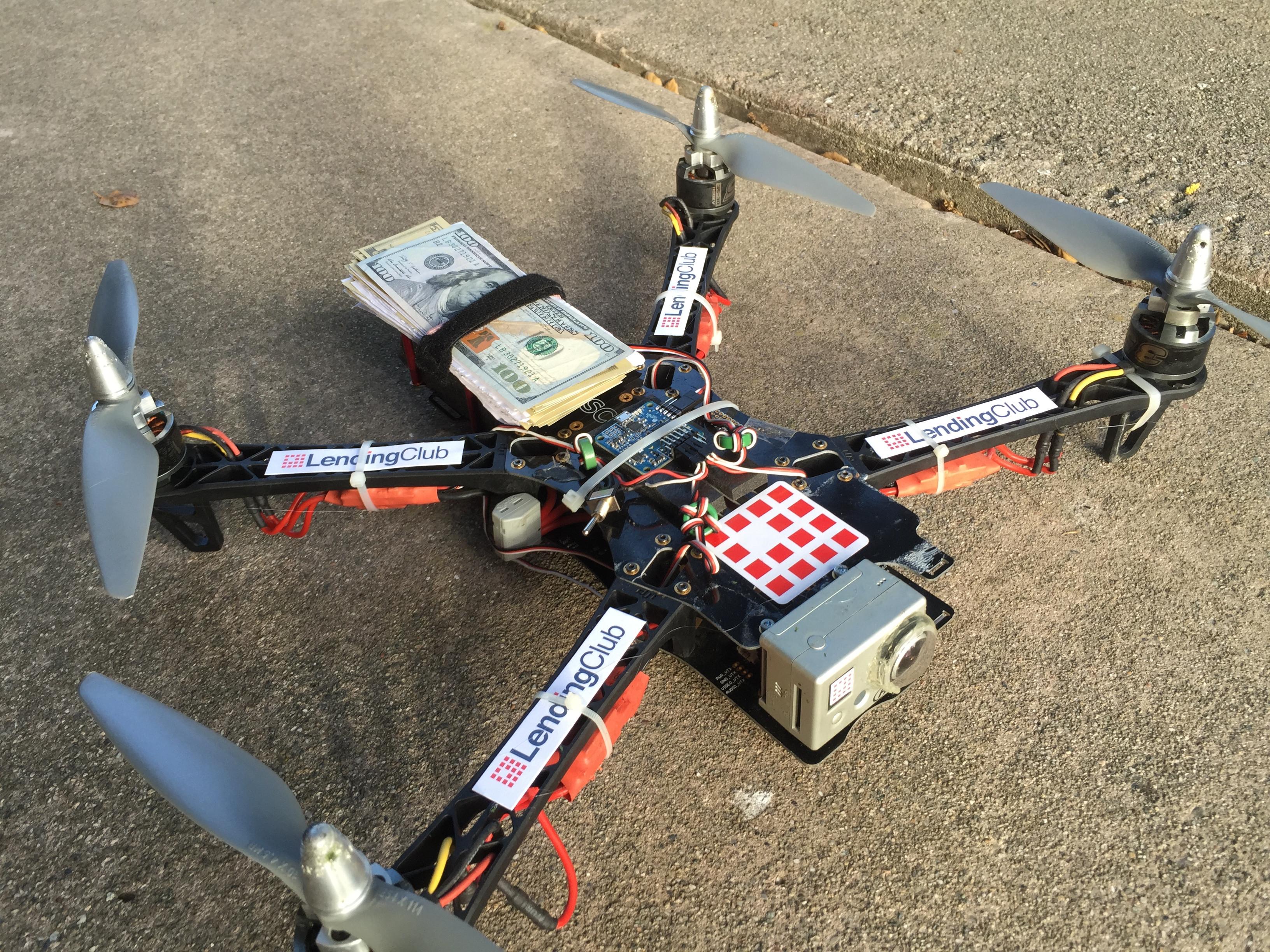 Diy Drone  Mark Harrison s Blog DIY Drones