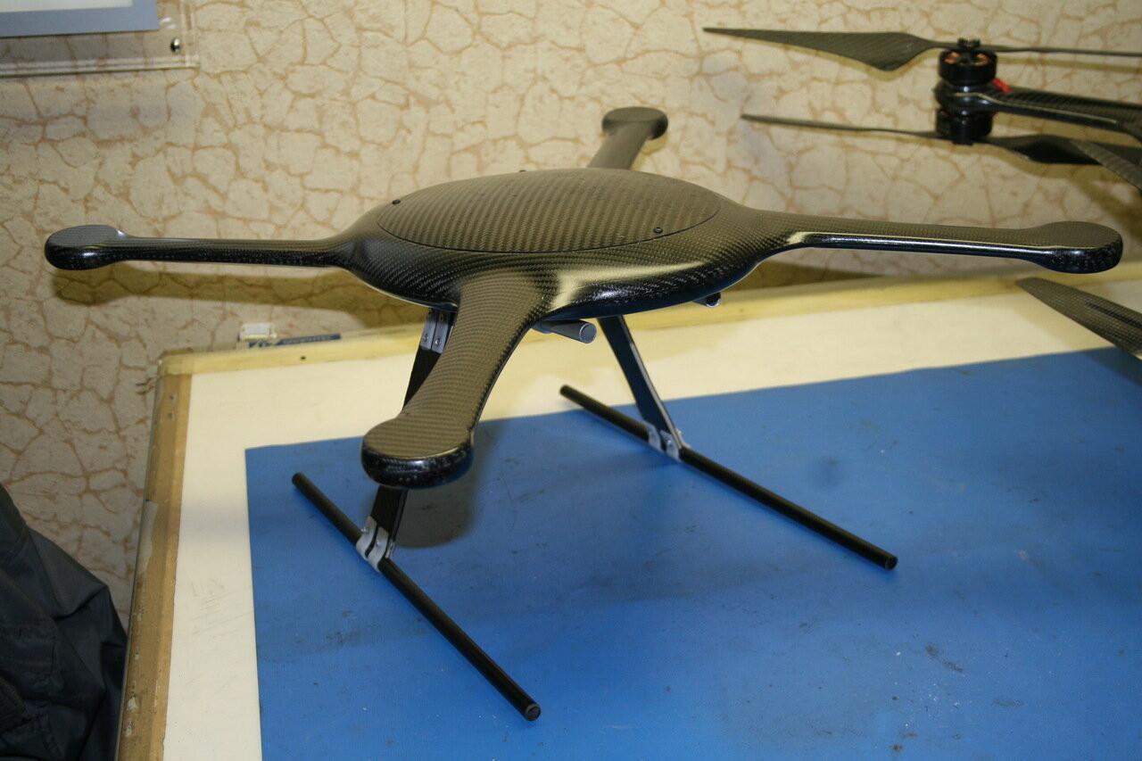Diy Drone  QuadroPixel new generation of frames DIY Drones