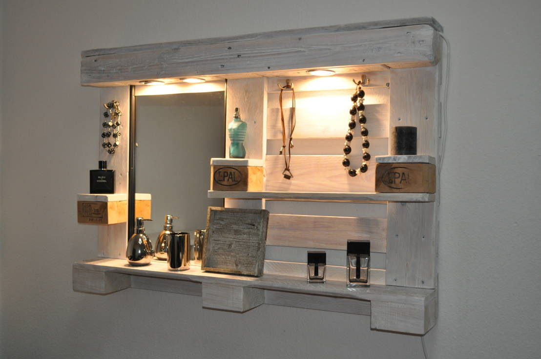 Diy Europalette  DIY o utilizar paletes para a decoração do quarto