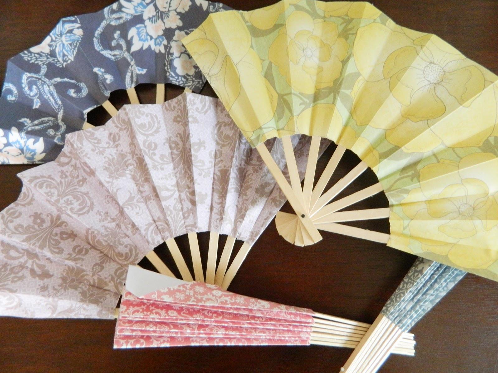 Diy Fan  Paper Pendulum Paper Fans
