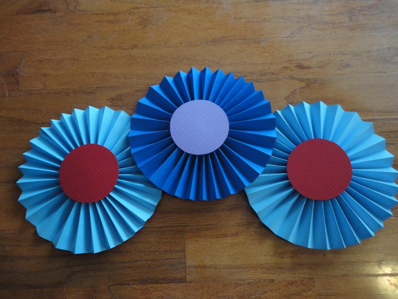 Diy Fan  I m Lexie and you know it DIY Paper Fan Wheels