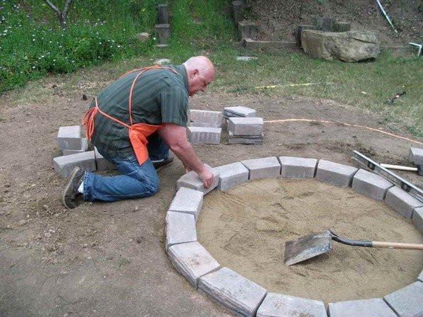 Diy Feuerstelle  Diy Propan Feuerstelle Ideen wie zu bauen Propan