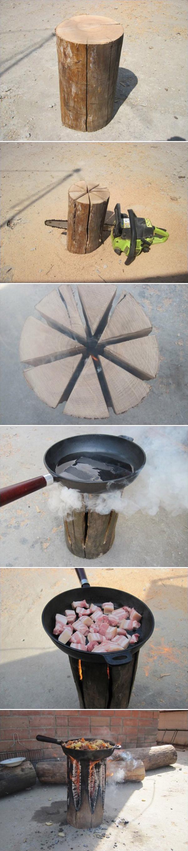 Diy Feuerstelle  DIY Feuerstelle ganz eunfach selbst gemacht Praktisch