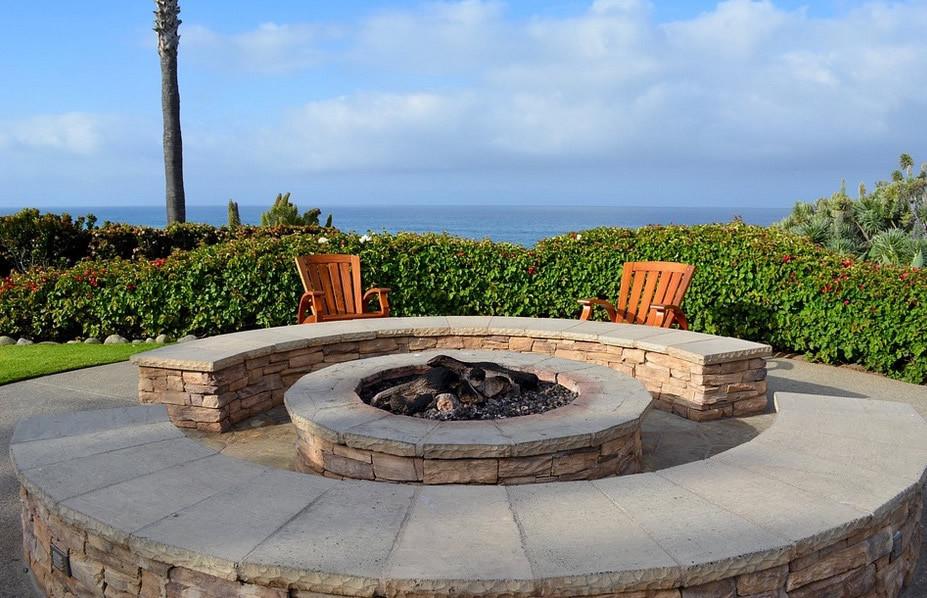 Diy Feuerstelle  Feuerstelle im Garten planen und anlegen